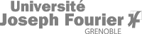 Université Joseph Fourier Logo